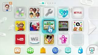 My Wii U Menu