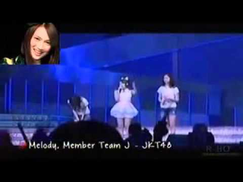 Melody JKT48 please don't GRADUATE !!! we love you