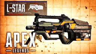 Apex Legends: Official New Weapon Trailer – The L STAR