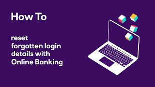 How To Reset Forgotten Login Details With Online Banking | NatWest