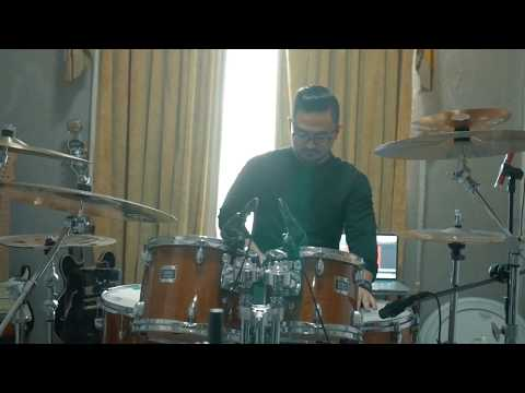 Vidi Aldiano, Sheryl Sheinafia, Jevin Julian - I Don't Mind (Drum Cover)