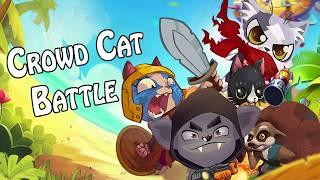 Crowd Cat Battle