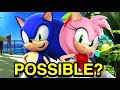 Is SonAmy Possible in the Main Series? - Sonic Discussion (Opinions) - NewSuperChris