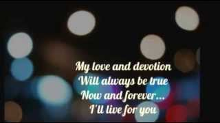 MATT MONRO - MY LOVE AND DEVOTION