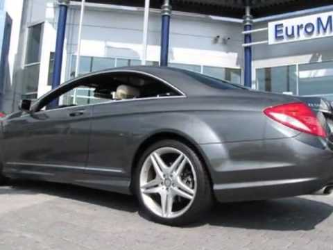 2010 Mercedes Benz CL Class 2dr Cpe CL550 4MATIC Coupe   Germantown, MD