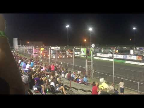 CDDT night at Adams county speedway