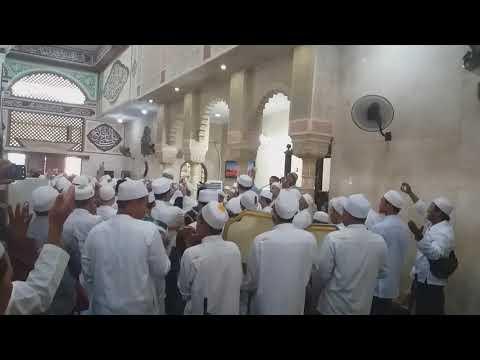 Sholawat Thola'al Badru Pada Haul Habib Hussein Bin Abubakar Alaydrus Keramat Luar Batang Ke-270