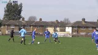 Relegation battle: Reality FC away to Load of Hay (best ever goal celebration)