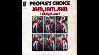 Peoples Choice - Jam, Jam, Jam (All Night Long)