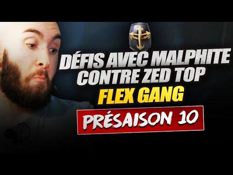 Vidéo d'Alderiate : [FR] ALDERIATE, RHOBALAS & LE FLEX GANG - PRÉSAISON 10 - MALPHITE VS ZED  - TELLEMENT DE DÉFIS O_o