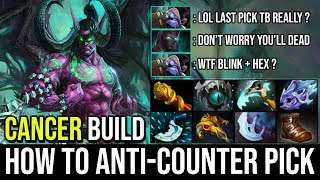 Carry the World [Terrorblade] 100% Anti Counter Pick Blink + Hex = Shut Down Tinker Epic WTF Dota 2