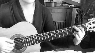 Auburn, Perfect Two, Tutorial, Guitar, Gitarre, how to play,