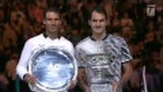 Australian Open 2017 Men's Final Roger Ferderer vs Rafa Nadal Full Match