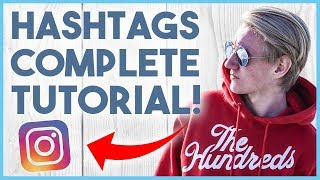 😆 HOW TO USE HASHTAGS - INSTAGRAM UPDATE APRIL (MUST WATCH!!!) 😆