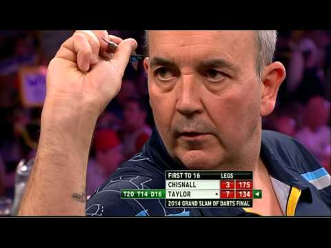 Phil Taylor v Dave Chisnall | FINAL | Grand Slam of Darts 2014