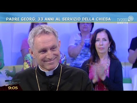 Padre Georg: 33 anni al servizio della chiesa