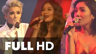 WOW!!! KYLA, JONA, KZ IN ONE STAGE!!!