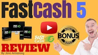 Fast Cash 5 Review ⚠️WARNING⚠️ DON'T BUY FAST CASH 5 WITHOUT MY 👷CUSTOM👷 BONUSES!!