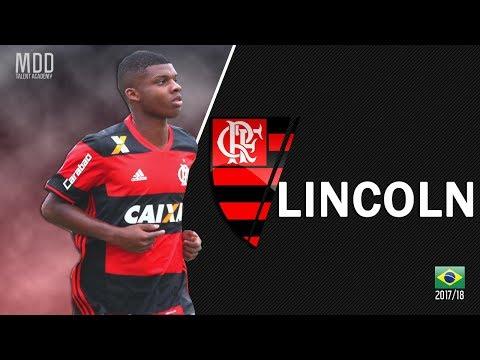 Lincoln | Flamengo | Goals, Skills, Assists | 2017/18 - HD