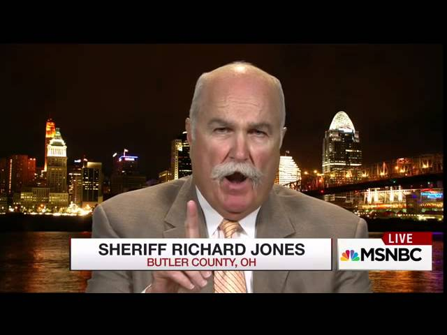 Ohio Sheriff Going After Undocumented Immigrants, Their