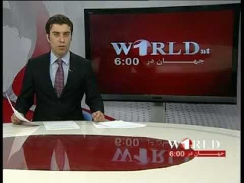 1TV FARS NEWS WORLD AT 6 , 11 MARCH 2013
