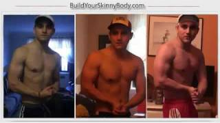 Gain Weight 122 lbs Skinny Guy Building Muscle BuildYourSkinnyBody