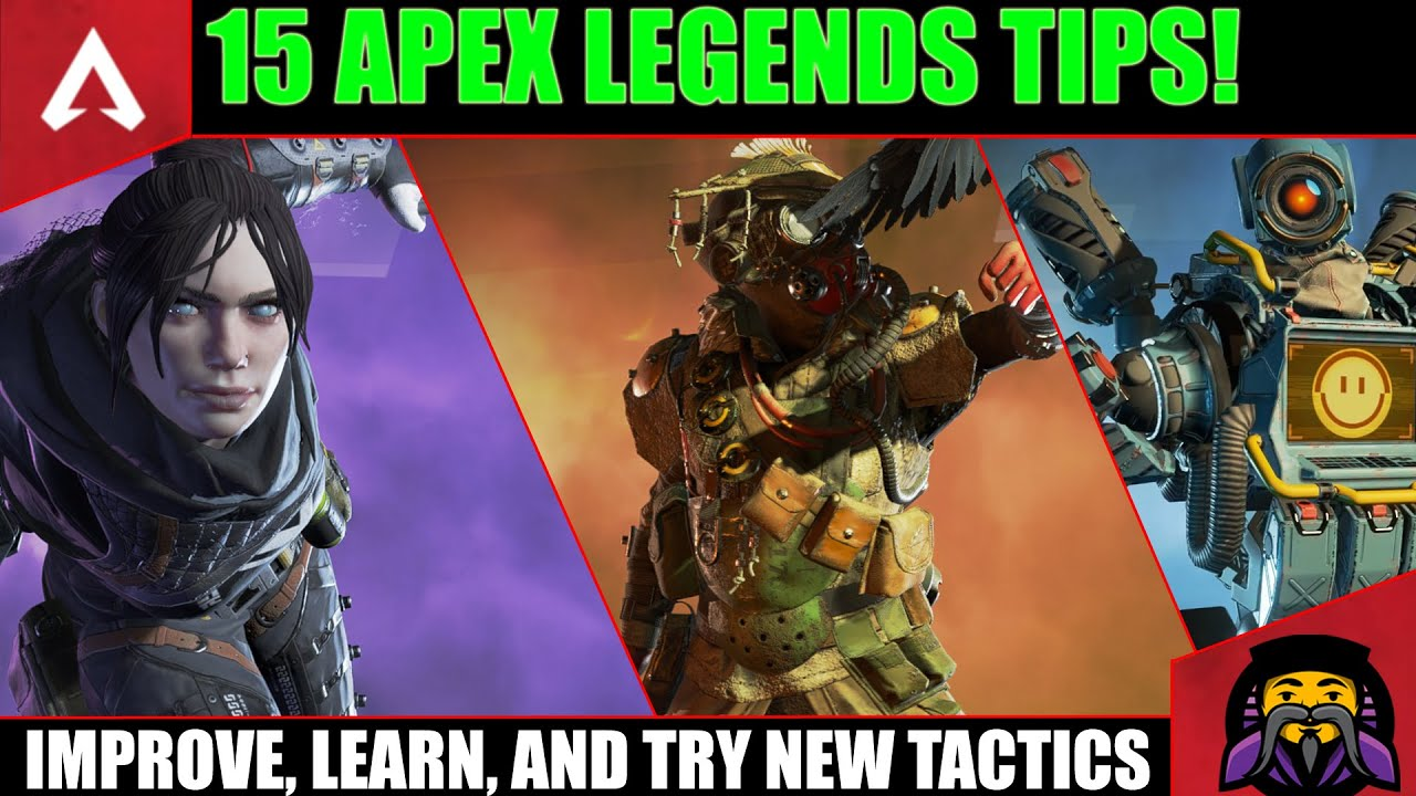 Apex Legends Guide | 15 Tips That Will Make You a Better Player