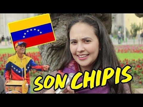 ¿TE GUSTAN LOS VENEZOLANOS?😏🇻🇪 PARTE 2 | ESTO RESPONDEN LAS PERUANAS😈