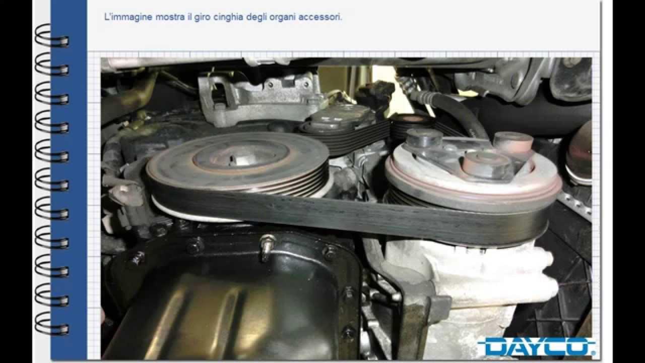 POMPA ACQUA FORD FIESTA V 1.6 TDCI 66KW 90CV 2008 Auto e moto: ricambi e accessori KIT DISTRIBUZIONE Cinghie di distribuzione