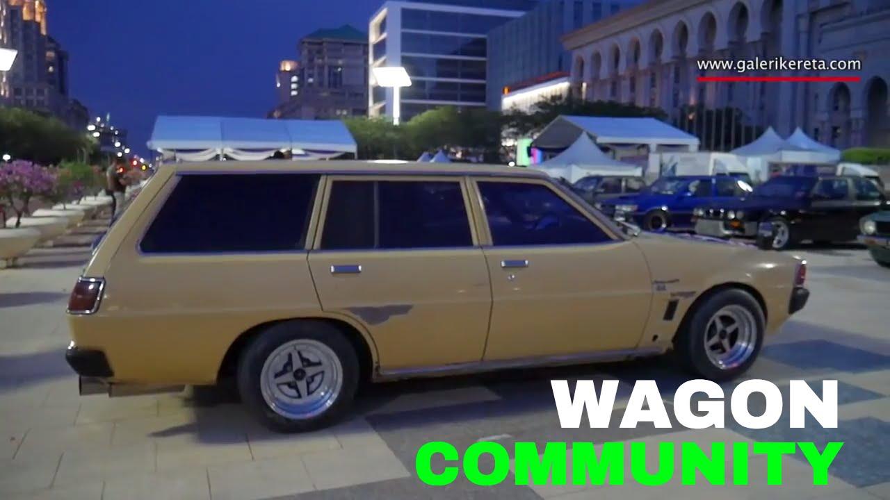 Mitsubishi Galant Wagon | Old School Car | Wagon Community ...