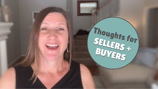 Coronavirus Impact on Real Estate | Thoughts for Sellers & Buyers