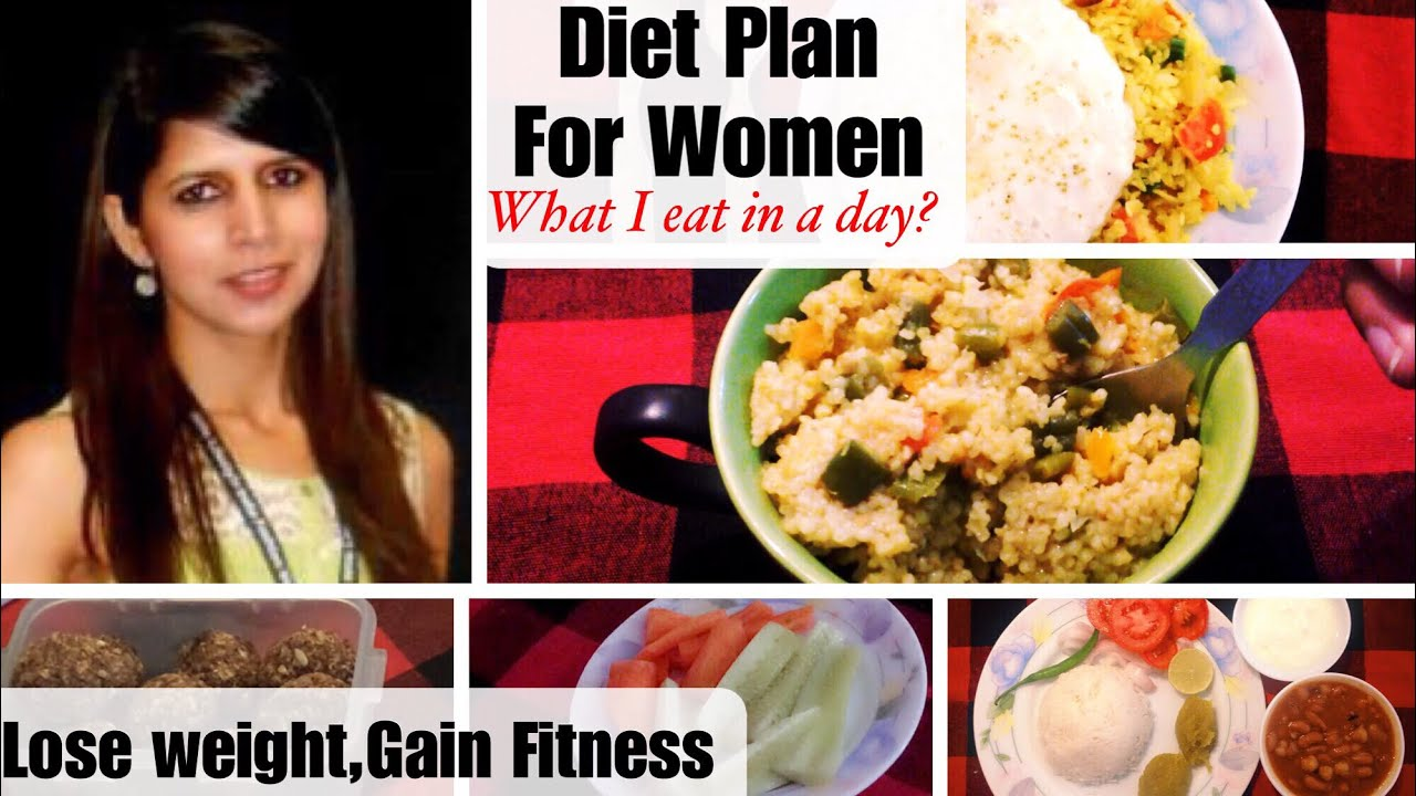 Healthy Diet plan for Women | what I eat & Do in a day | Weight Loss diet | Gain fitness | In Hindi
