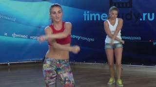 ДЕНС ХОЛЛ урок 9 с Ксенией Барковой для начинающих!