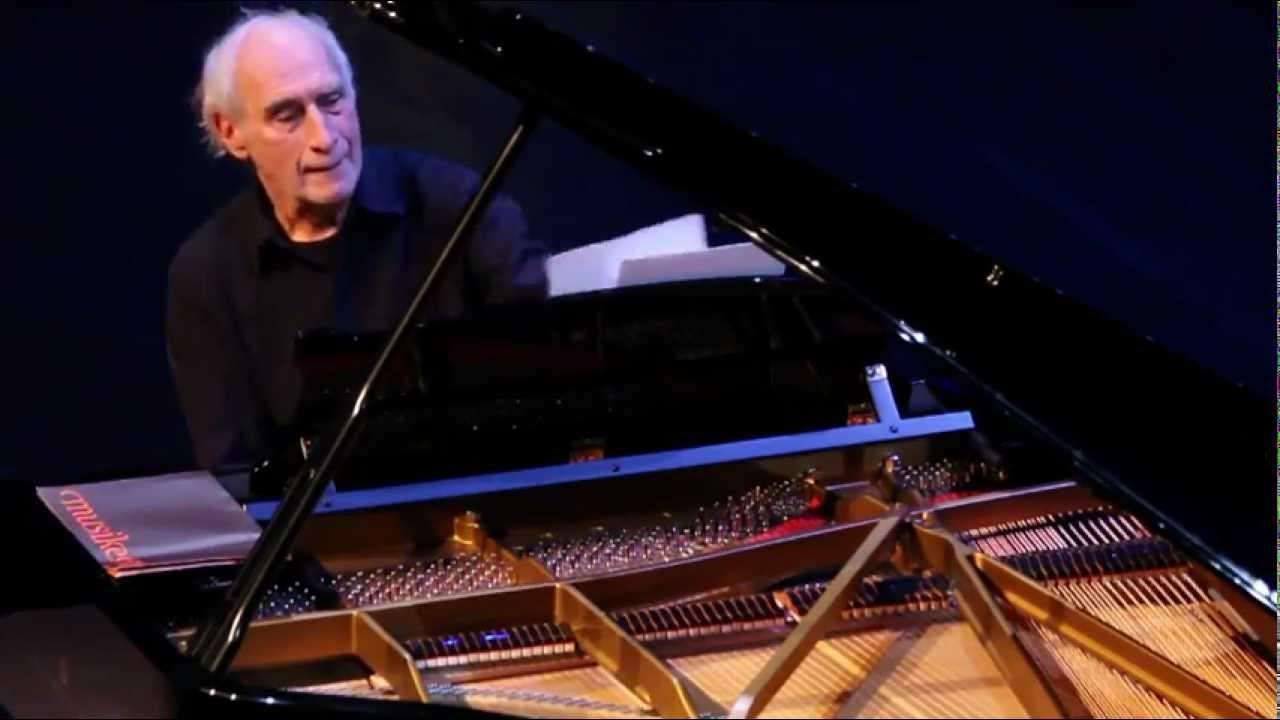 Frederic Rzewski playing Frederic Rzewski - live in Amsterdam