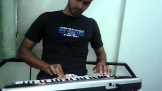 Nagin music on piano