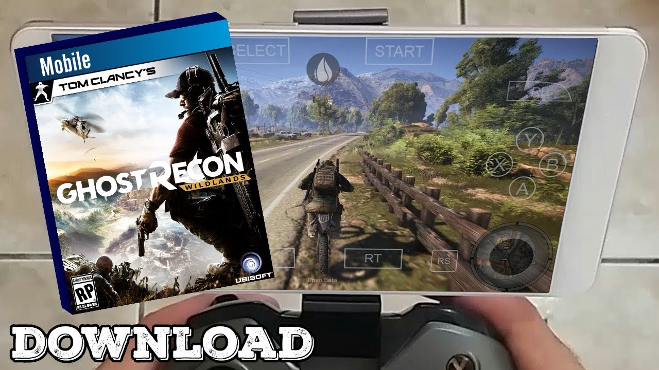 Ghost Recon Tom Clancy's Download Android / iOS