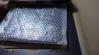 !! Unboxing & Unpacking !! #18 - 3D printer PRUSHA I3 MK3