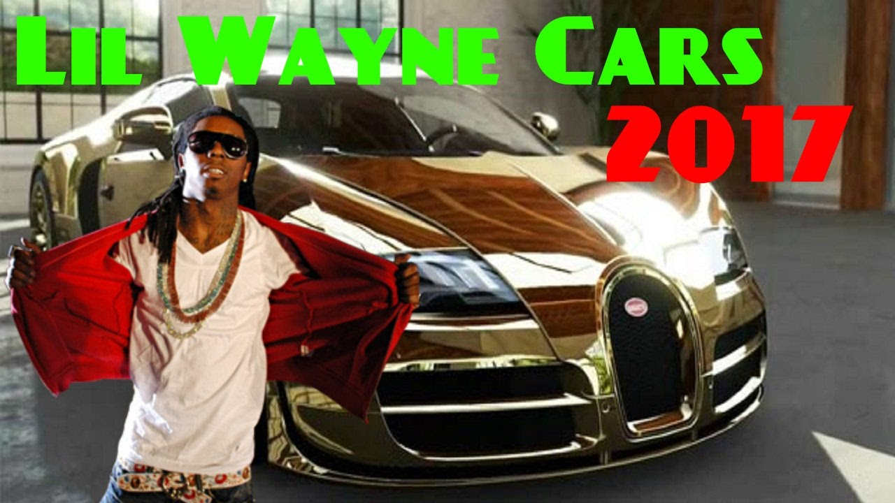 Lil Wayne Car Collection