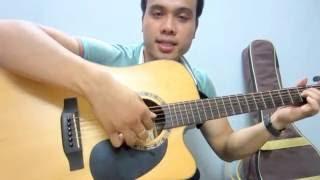 [Guitar] Hướng dẫn đệm hát Guitar Điệu VALSE - Áp dụng bài Nhỏ Ơi