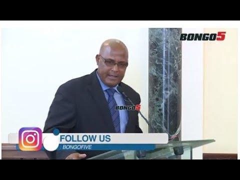 ais Magufuli leo amewapisha aliyekuwa IGP, Ernest Mangu kuwa Balozi wa Tanzania nchini Rwanda