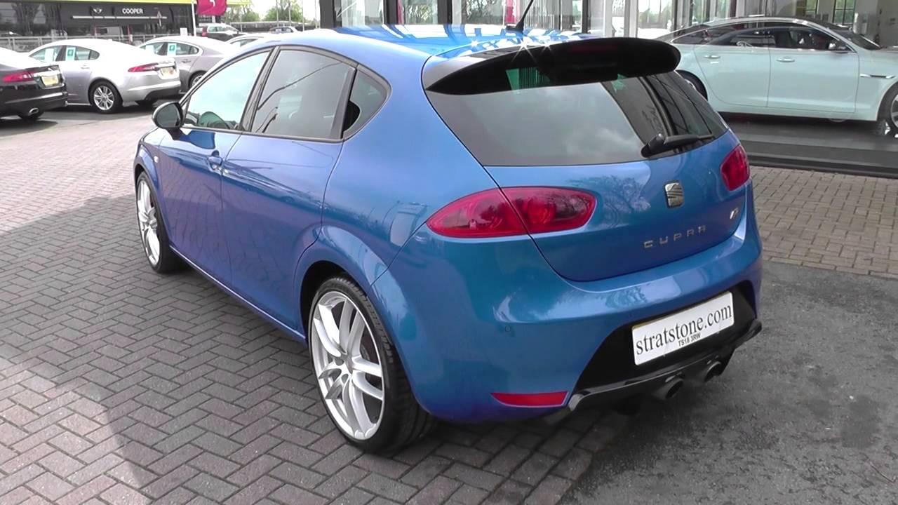 Seat Leon 2 0 Tsi Cupra R 265 5dr U10168