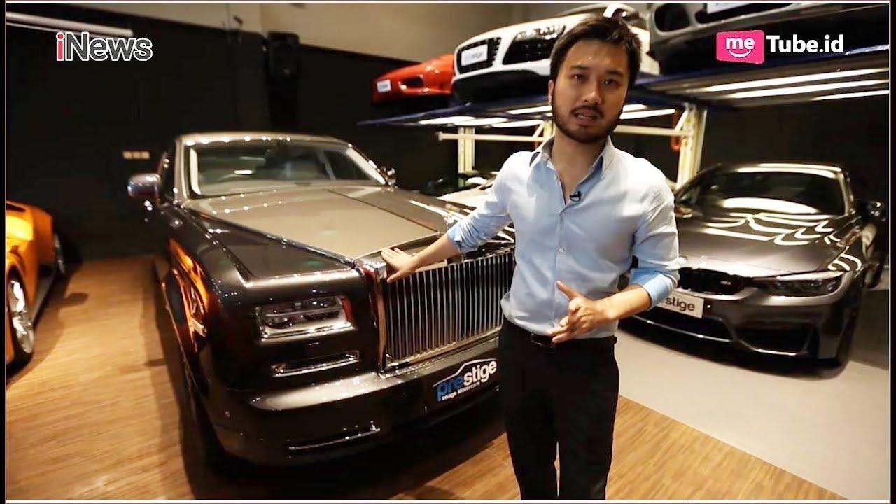 Rudy Salim Pengusaha Muda Sukses Yang Dikelilingi Mobil Mewah Part 01 Jakarta Socialite 06 10 Youtube