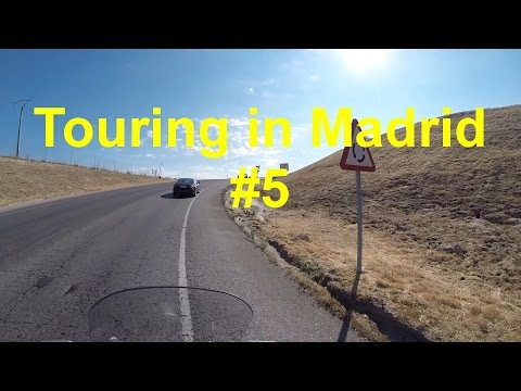 Touring in Madrid #5 (Spain)