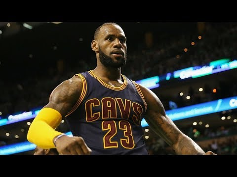 LeBron James BEST PLAY EVERY GAME | 2016-2017 Season