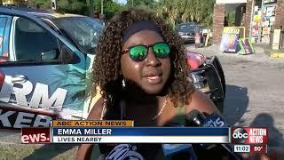 Tampa bus driver dies