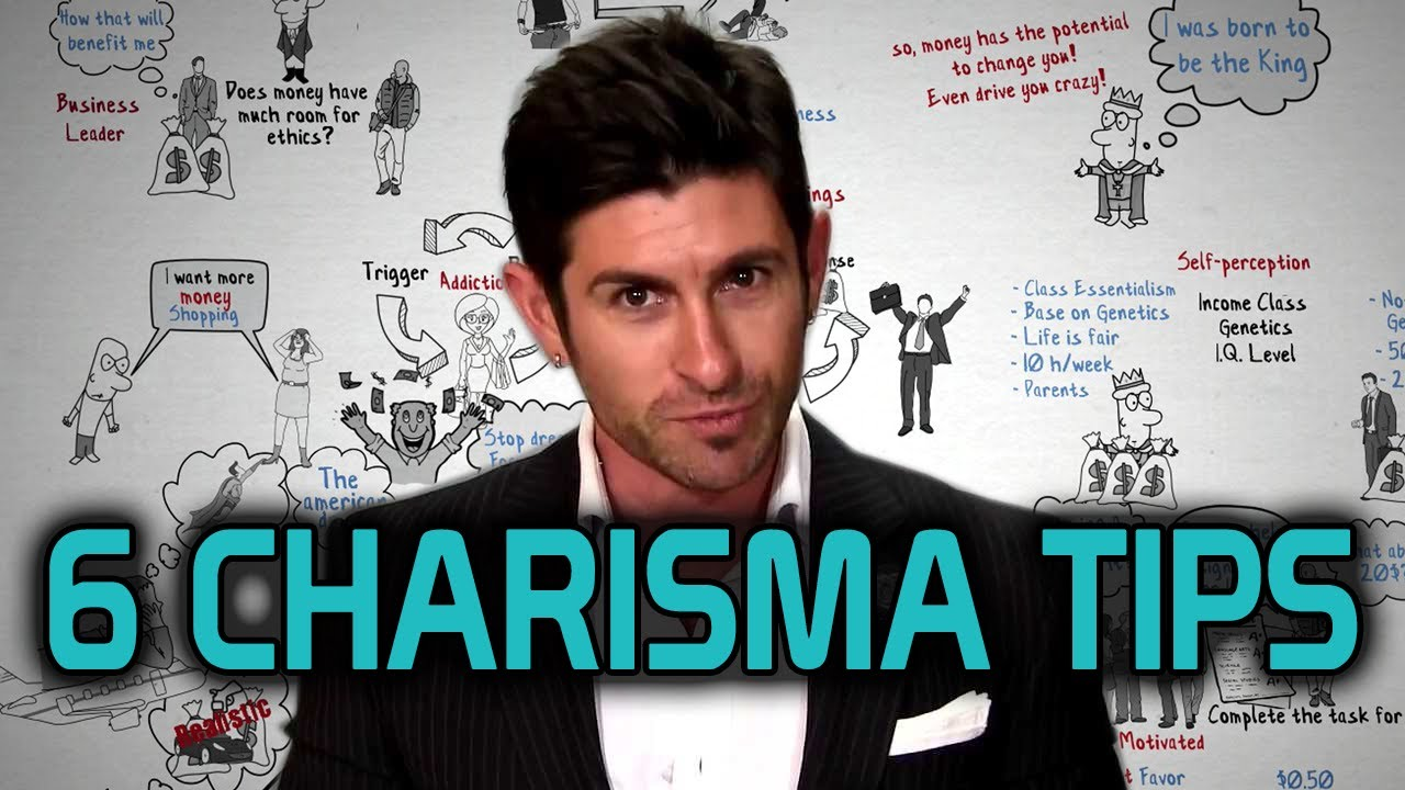 What is charisma, and how to become charismatic 71