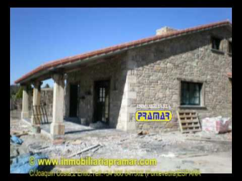 Casa rustica de piedra en piedra santiago barro vendida for Bar en casa rustico