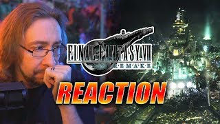 MAX REACTS: The Full Opening - Final Fantasy VII Remake