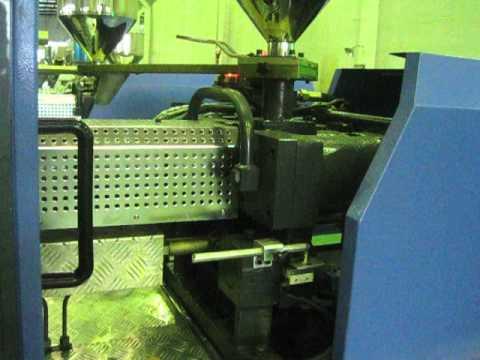 INJECT machine running/ Ningbo Greenst Machinery Co.,Ltd.