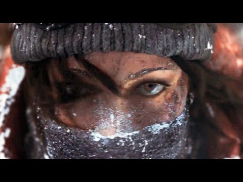 Rise of the Tomb Raider Game Movie (All Cutscenes) 1080p HD